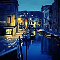 Picture Title - Dusk in Venice