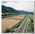 Picture Title - railway through countryside