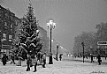 Picture Title - Snow at St.Stephen's Green-Dublin