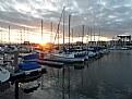 Picture Title - Sunset Marina
