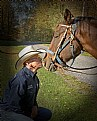 Picture Title - For The Love Of My Horse