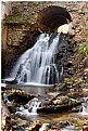 Picture Title - City Waterfall