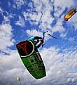 kitesurfing - fly