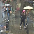 Picture Title - londoners in the rain