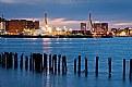 Picture Title - Boston Harbour