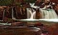 Picture Title - Red Rock Falls