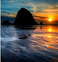 Picture Title - Haystack Rock