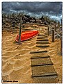 Picture Title - Little Red Skiff