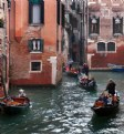 Picture Title - Venetian Canal Scene