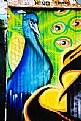 Picture Title - Pea cock graffiti
