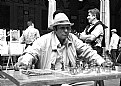 Picture Title - chess player