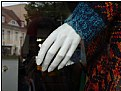 Picture Title - the white hand