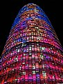 Picture Title - Torre Agbar. Agbar tower