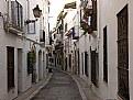 Picture Title - Carrer de Sitges I - street in Sitges I