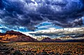 Picture Title - Weather moods in Red Rock