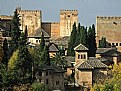 Picture Title - Alcazaba - Alhambra