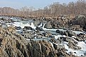 Picture Title - Winter at Great Falls