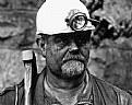 Picture Title - Portrait of a miner