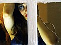 Picture Title - behind the mirror