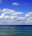 Picture Title - Clouds & Horizon