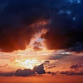 Picture Title - Clouds & Sunset
