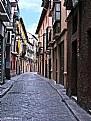 Picture Title - Calle Desierta - Desert Street