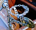 Picture Title - chain steering wheel