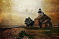 Picture Title - A Lighthouse Before The Storm