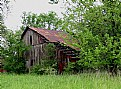Picture Title - Rustic Old Barn