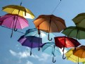 Picture Title - umbrellas in the sky