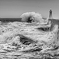 Picture Title - Angry Seas