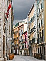 Picture Title - Calleja en Burgos - Street in Burgos