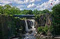 Picture Title - Passaic River Falls, Paterson NJ