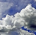 Picture Title - More Clouds on Blue