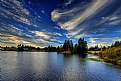 Picture Title - Clouds with Tails