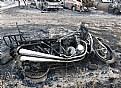 Picture Title - Honda Burnt