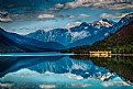 Picture Title - Reflections in British Columbia