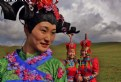 Picture Title - Mongolian Girls
