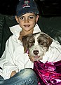 Picture Title - Boy and dog