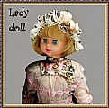 Picture Title - LADY  DOLL