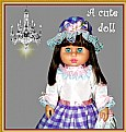 Picture Title - A CUTE DOLL