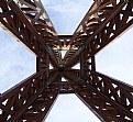 Picture Title - Tour Eiffel en bois