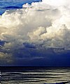 Picture Title - Clouds & Ocean
