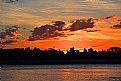 Picture Title - Sunset in the city