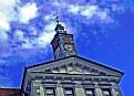 Picture Title - Church & Blue Sky