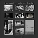 Picture Title - Bucharest_The Secret Garden_bw
