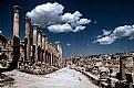 Picture Title - Jerash Decumanus Maximus