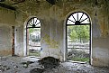 Picture Title - Inside an old train station