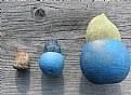 Picture Title - Blue Cup Acorn