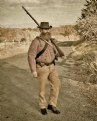 Picture Title - Lone confederate soldier